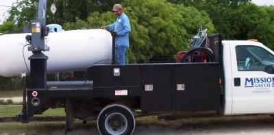 Bandera and San Antonio Propane Installation Services - LPG